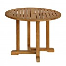 """Three Birds Casual Oxford Round Dining Table 36"""""""