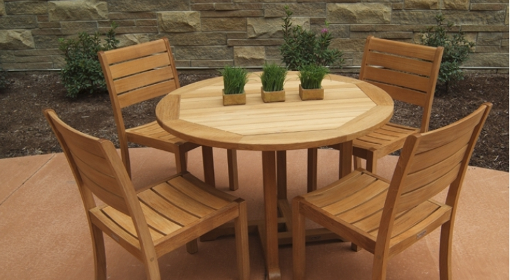 three birds casual teak acacia outdoor furniture store